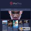 PinThis - Pinterest Style WordPress Theme