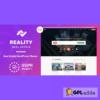 Reality Real Estate WordPress Theme