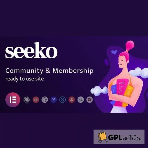 Seeko - Community Site Builder with BuddyPress SuperPowers
