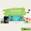 Superfood 1.3.1 - A Vibrant Theme for Organic Food and Health Products
