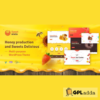 SweetMielo - Honey Production and Sweets Delicious WP Theme