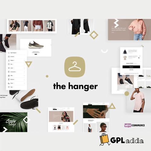 The Hanger - Versatile eCommerce Wordpress Theme for WooCommerce