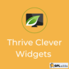 Thrive Clever Widgets - Wordpress Plugin