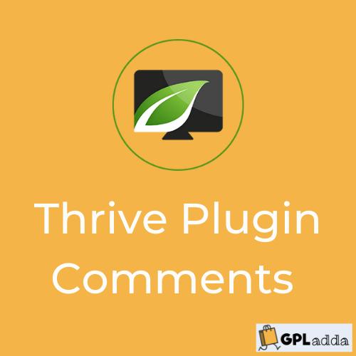 Thrive Comments - Wordpress Plugin