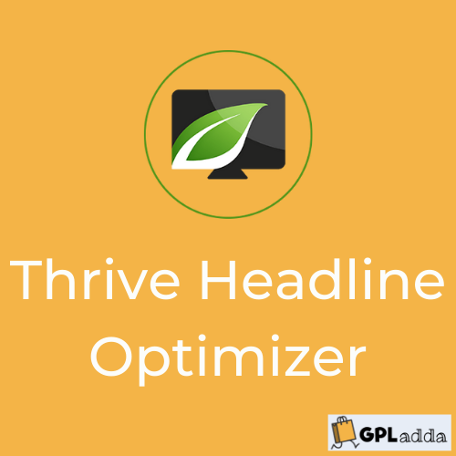 Thrive Headline Optimizer - Wordpress Plugin