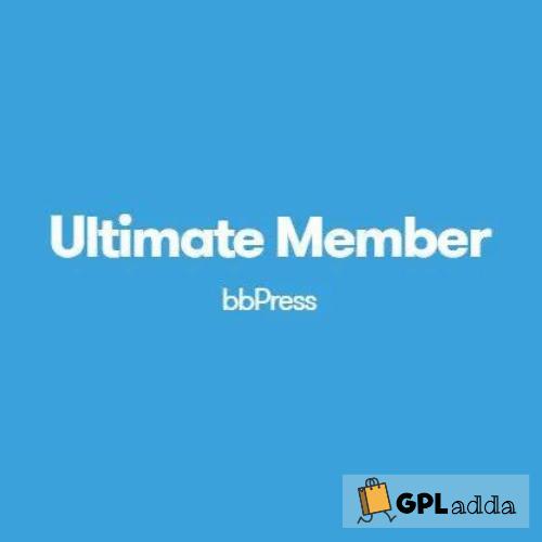 Ultimate Member bbPress Addon