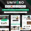 Univero Education LMS & Courses WordPress Theme Premium