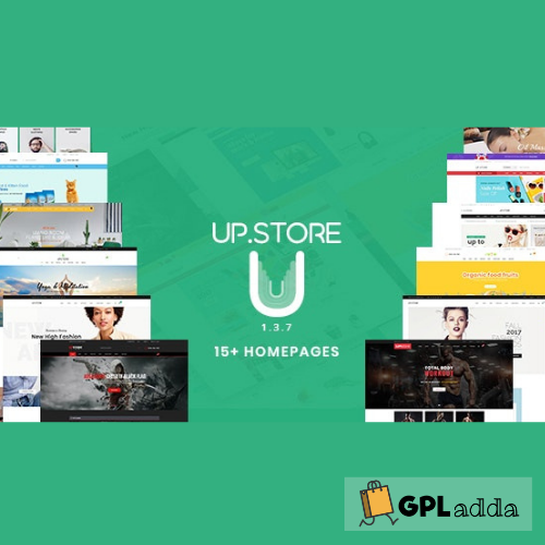 UpStore - Responsive Multi-Purpose WordPress Theme