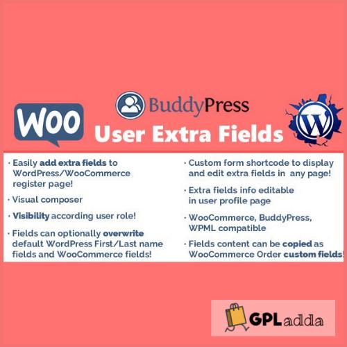 User Extra Fields - WordPress Plugin