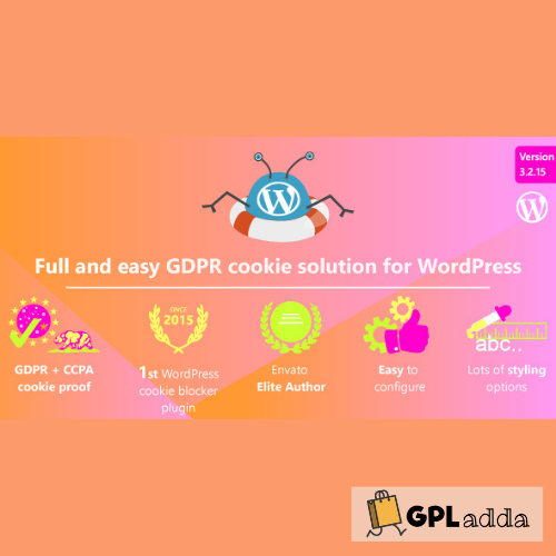 WeePie Cookie Allow - Complete GDPR Cookie Consent Solution for WordPress