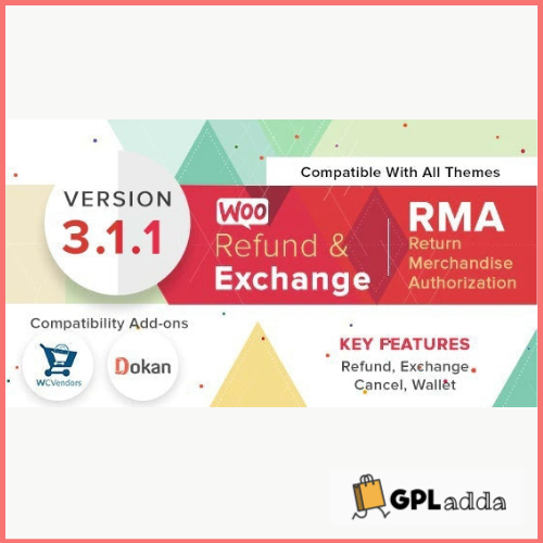 WooCommerce Refund And Exchange With RMA