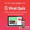 Wordpress Viral Quiz - BuzzFeed Quiz Builder