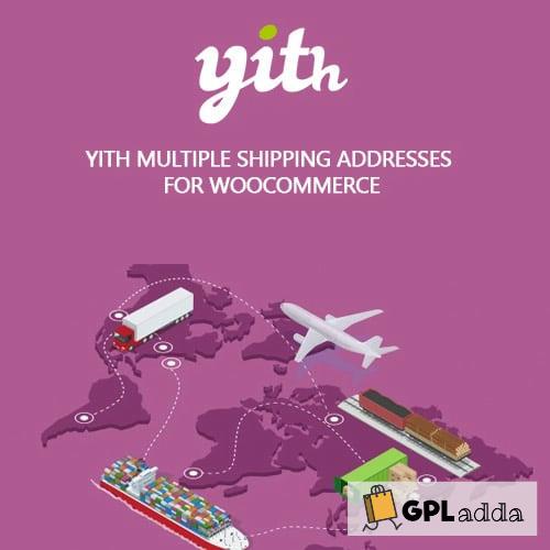 YITH WooCommerce Multiple Shipping Addresses