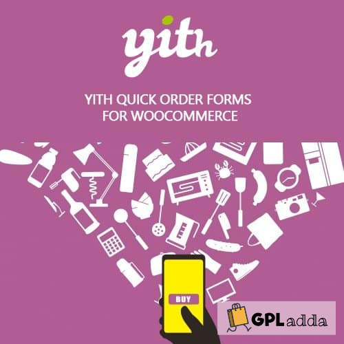 YITH WooCommerce Quick Order Forms