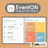 EventOn 3.1.7 - WordPress Event Calendar Plugin + Addons
