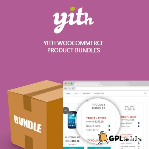 YITH WooCommerce Product Bundles